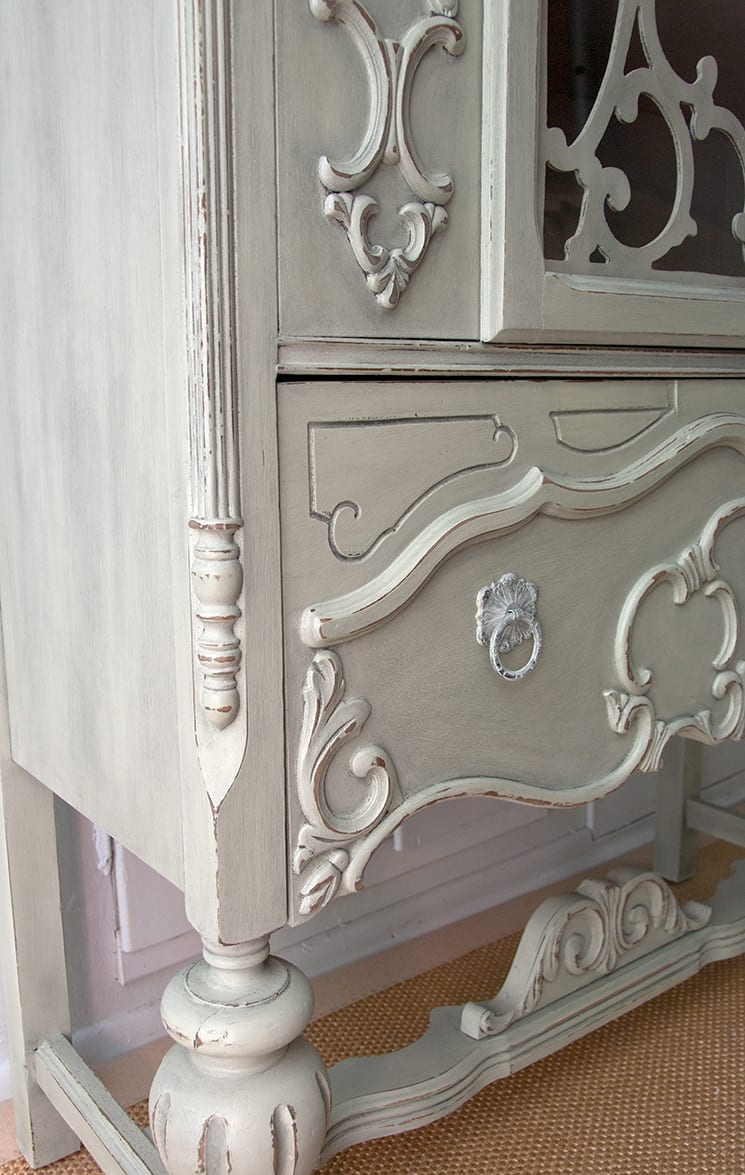 Curbside China Cabinet