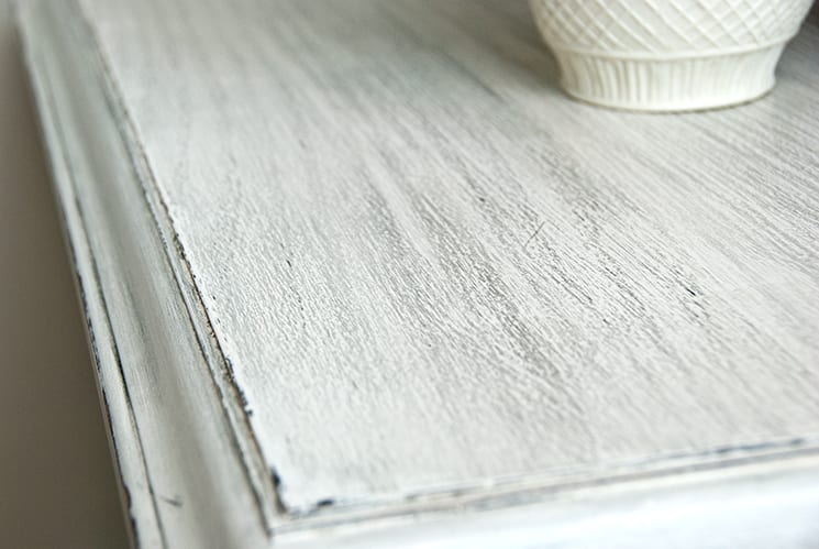 How To ~ Grey Wash Furniture with Wax   Salvaged Inspirations