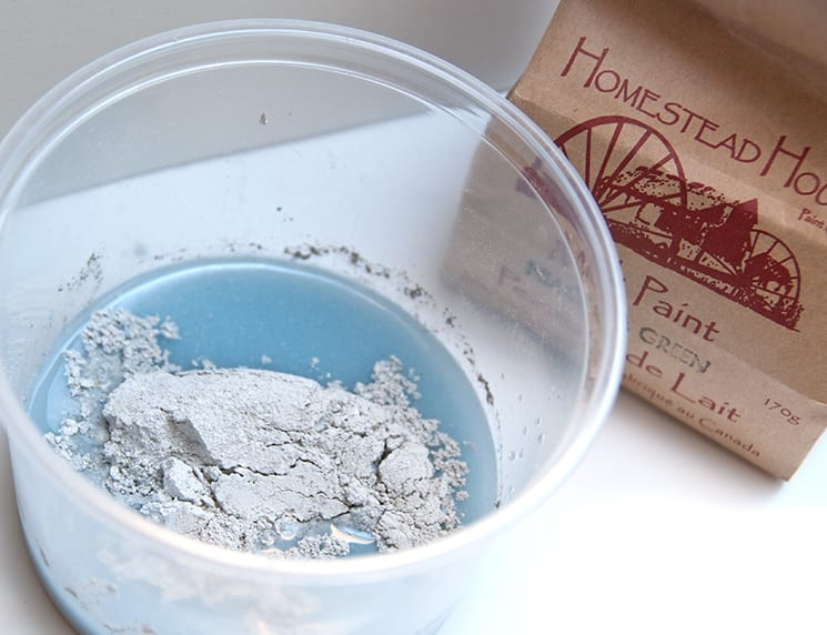 My 6 Tips for Mixing Milk Paint Powder