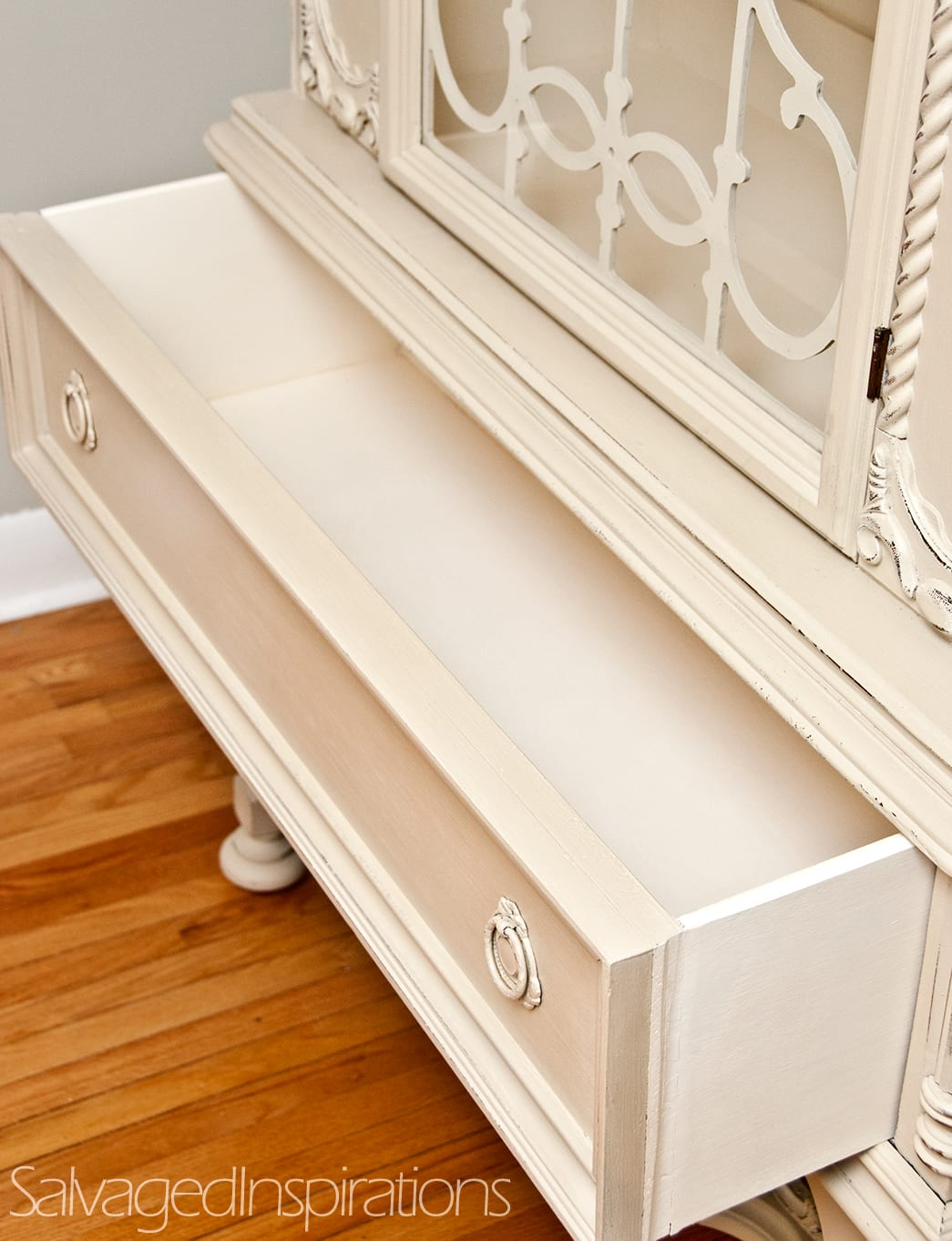 To Paint or Not To Paint the Inside of Drawers