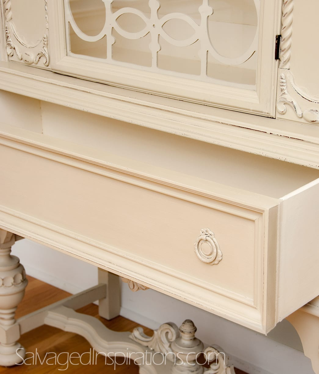Painted Interior Drawer