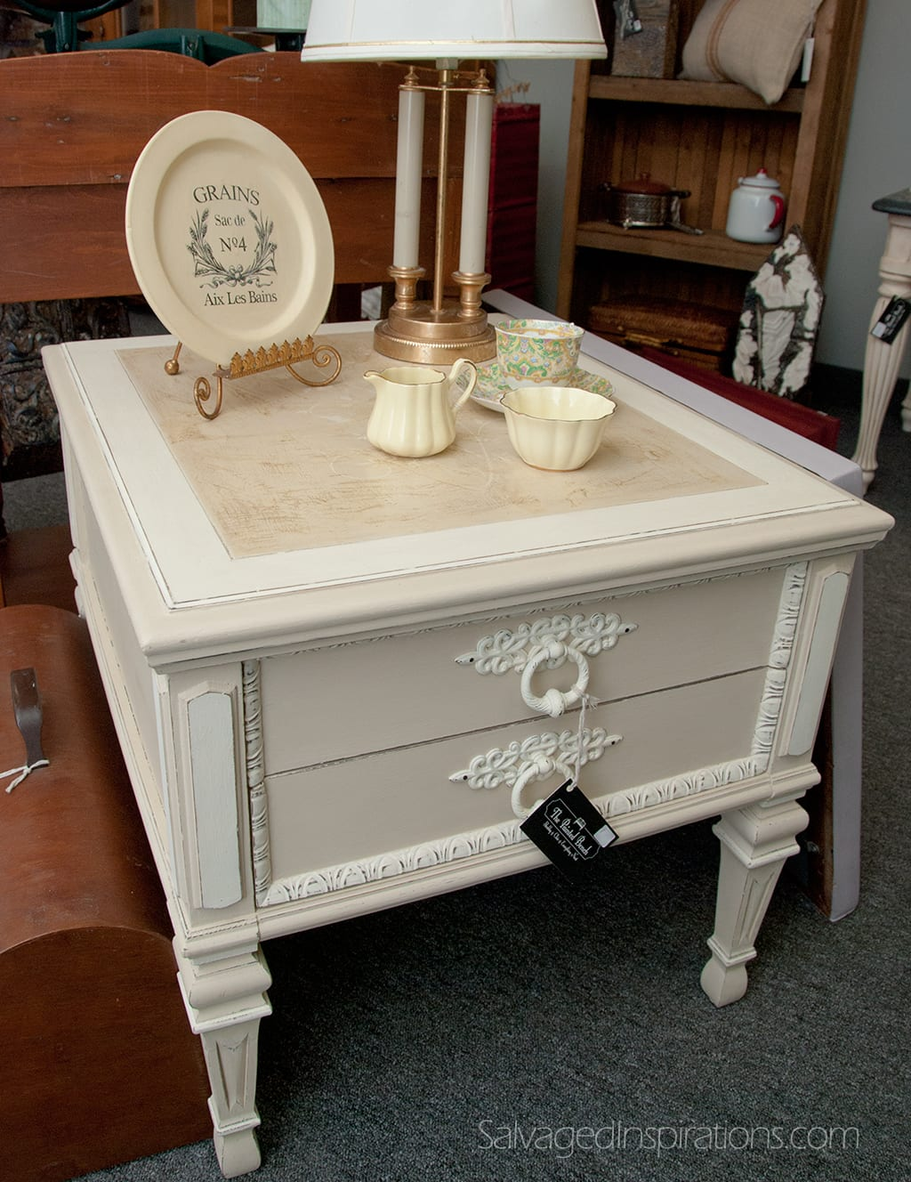 Repainted Furniture pricing your painted furniture - salvaged inspirations