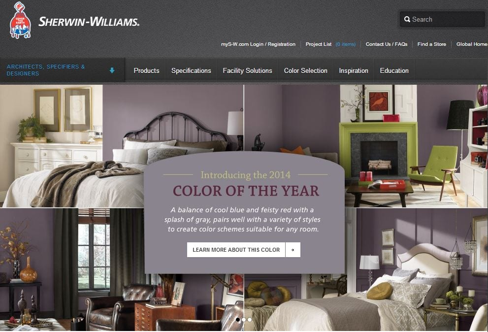 Sherwin Williams Online