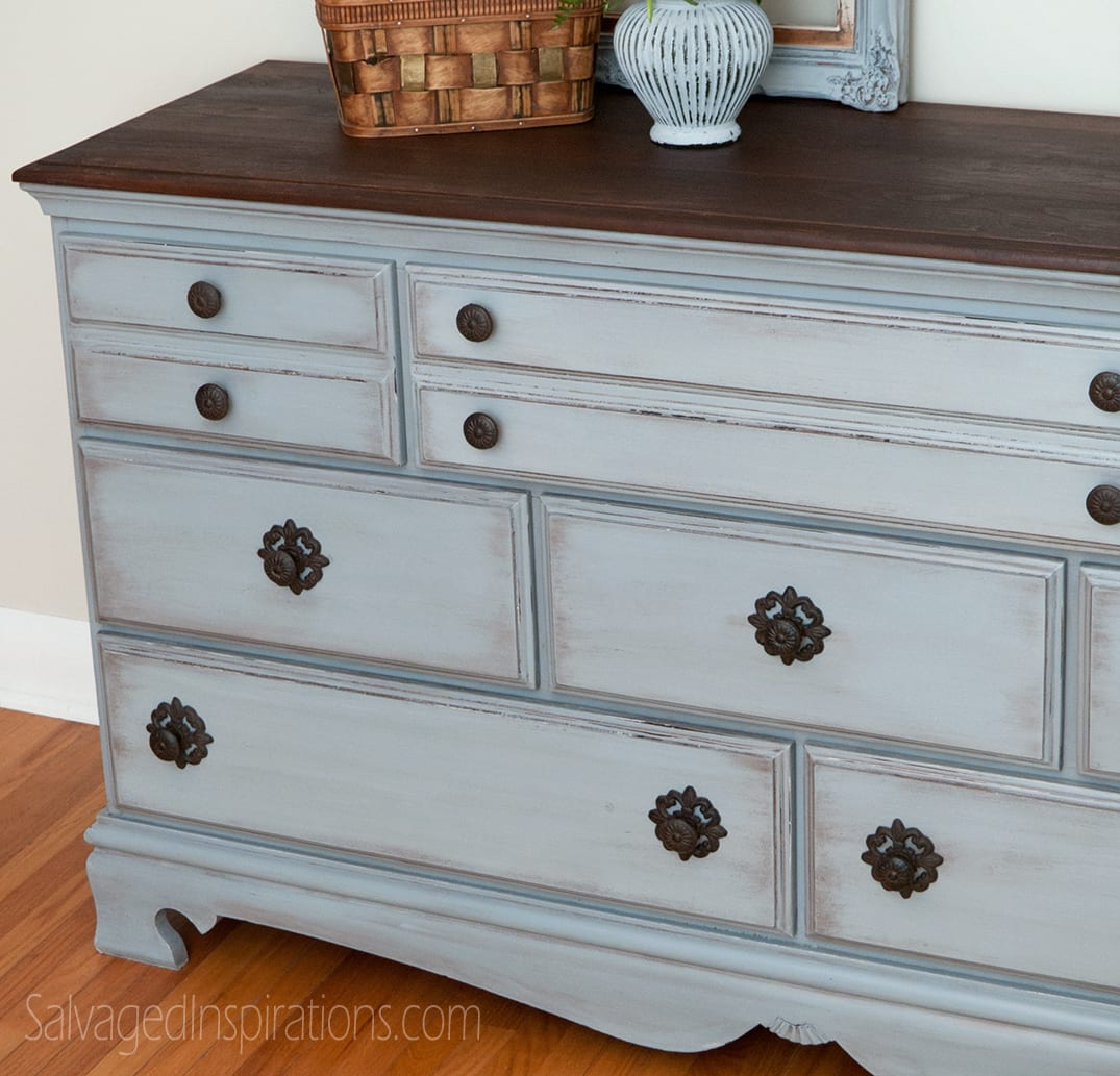 Can You Stain Over Milk Paint