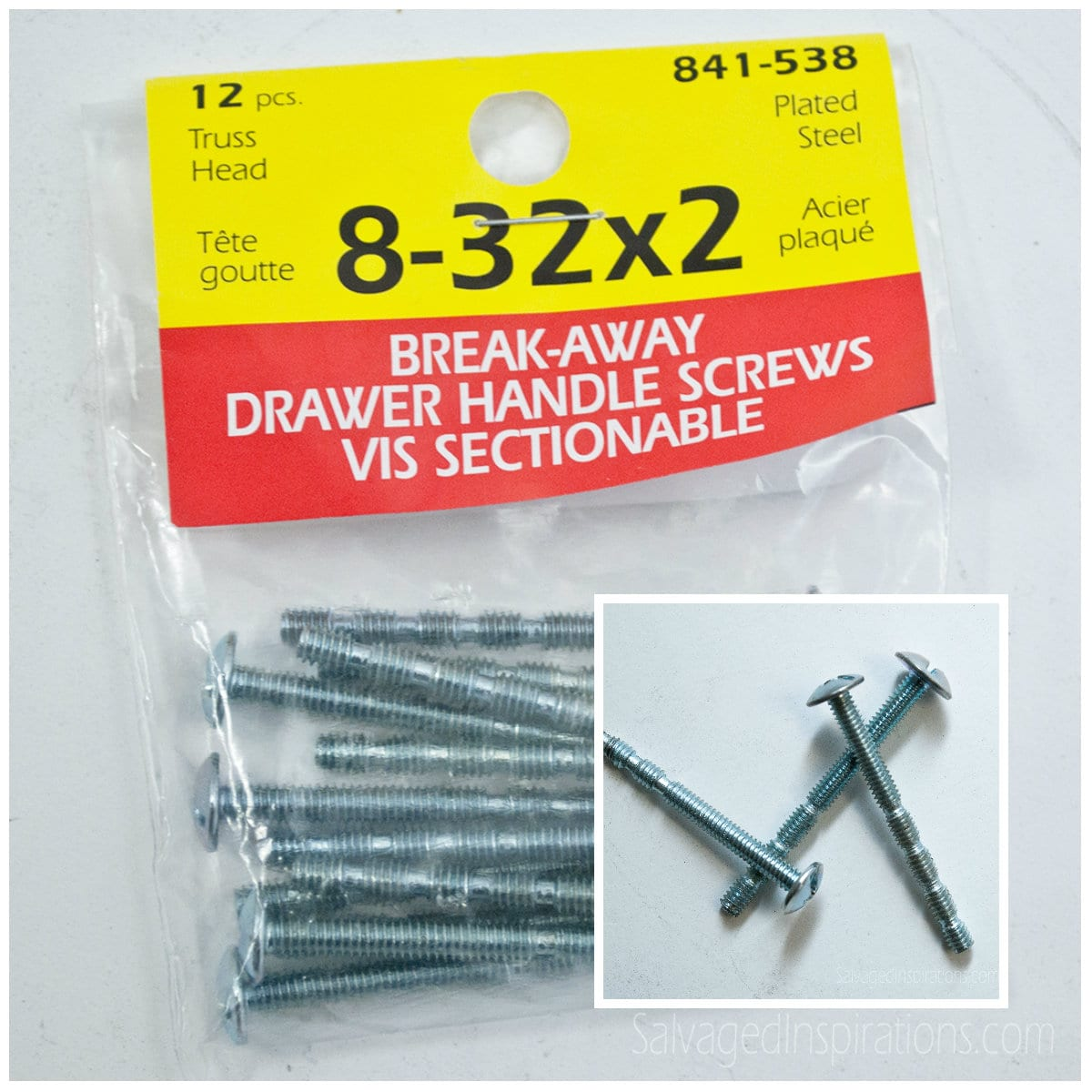 Truss Head Break Away Screws