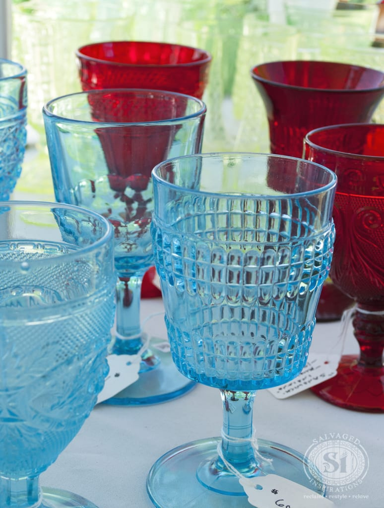 glassware - Christie Antique Show