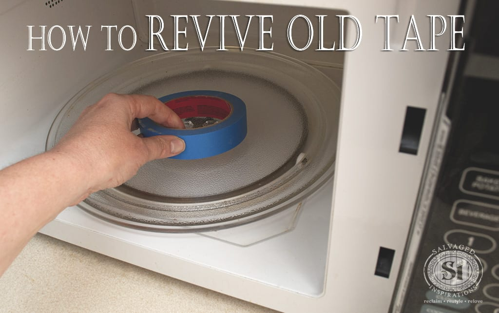 How To Revive Old Tape