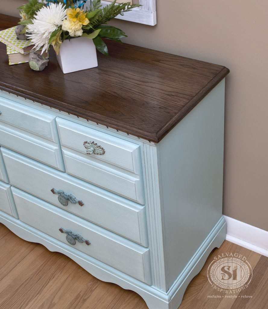 Milk Paint Furniture  Eulalies Sky. 10 Tips for Staining Wood Furniture   Salvaged Inspirations