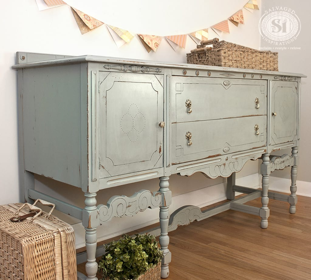 Bluestone House Painted Sideboard