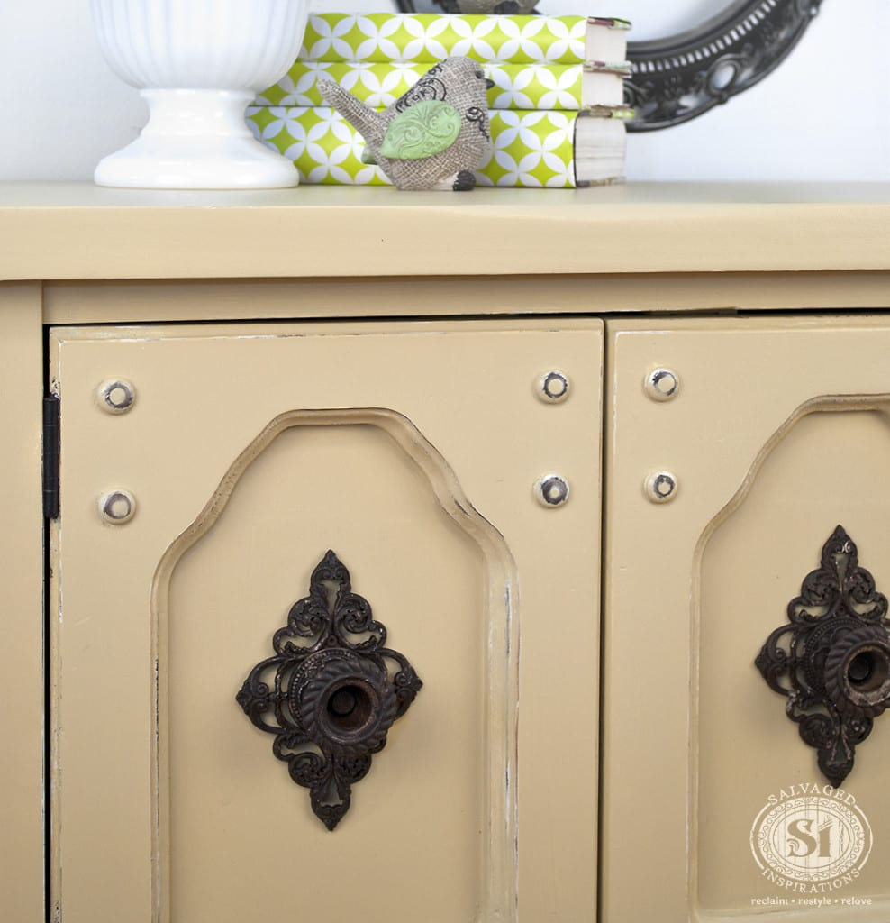 Side Table Door Handles