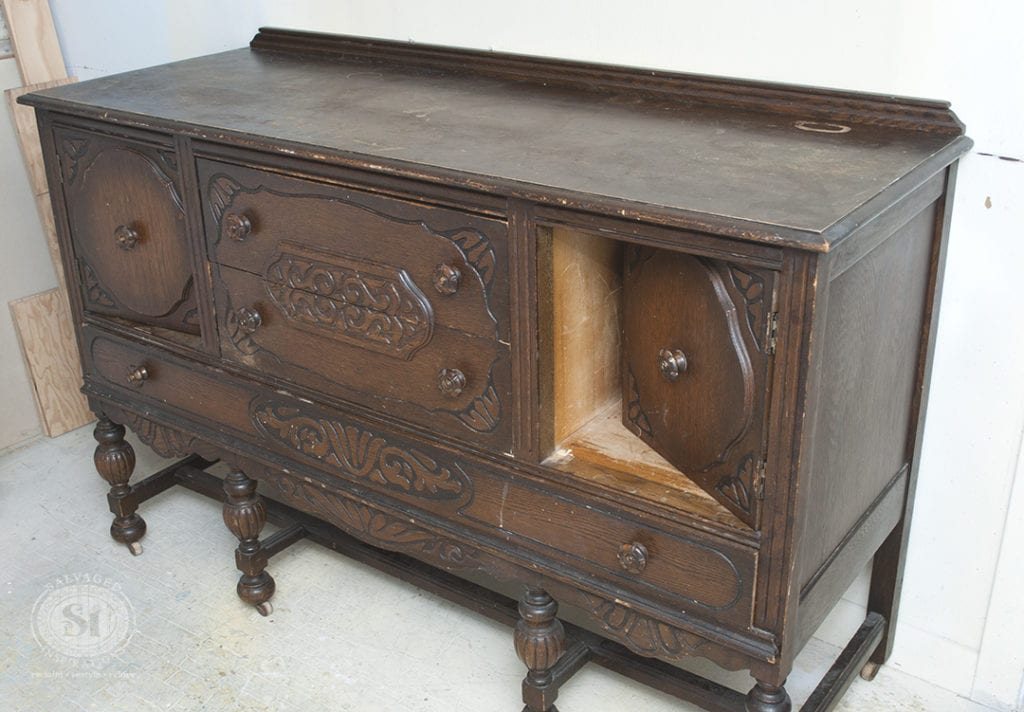 Buffet before Repair