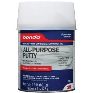 Bondo All Purpose Putty