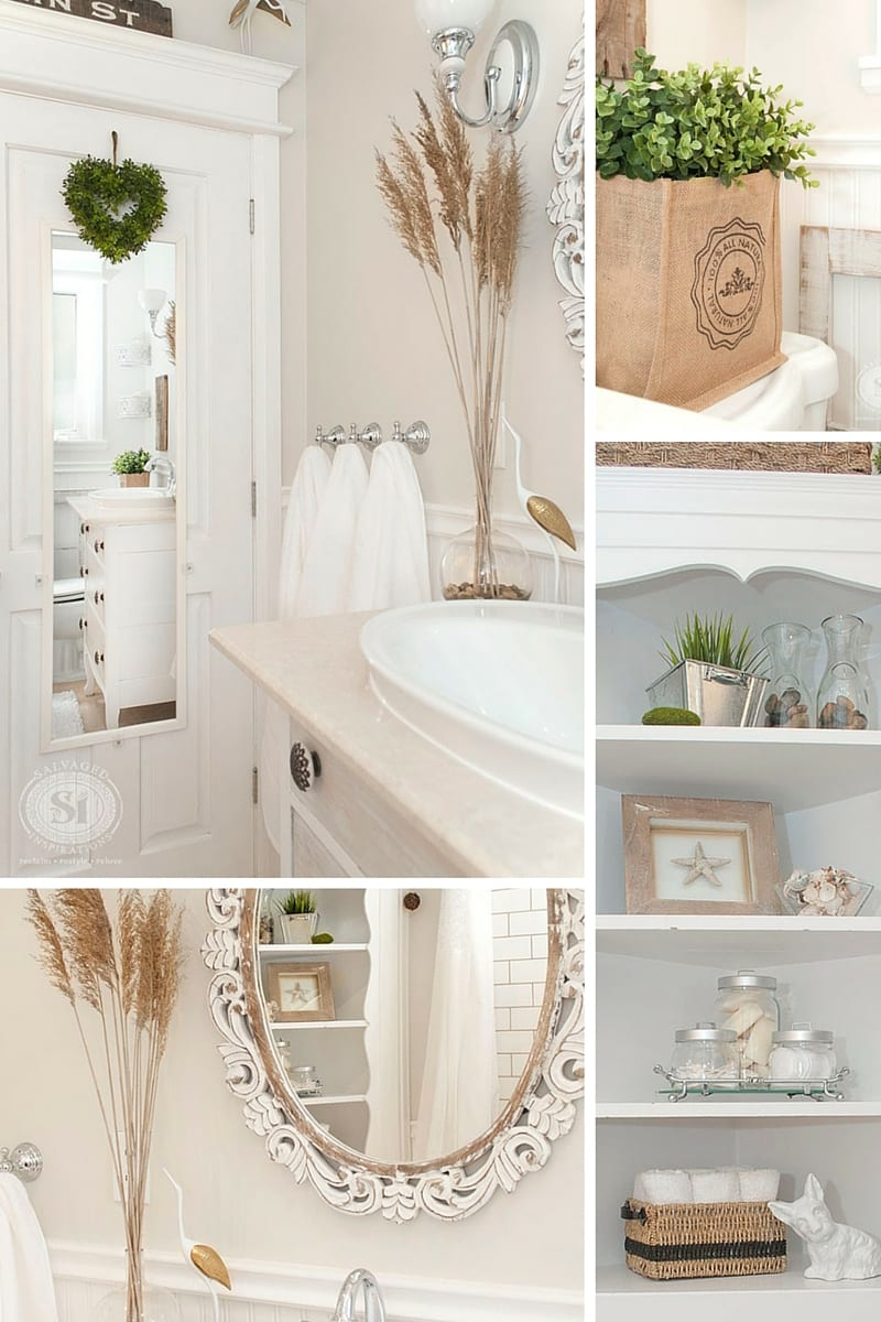 salvaged bathroom reveal salvaged inspirations