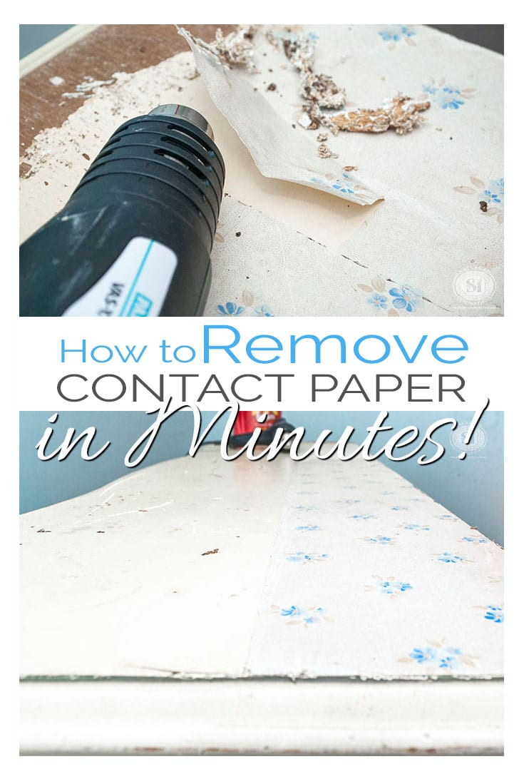 How To Remove Contact Paper in Minutes