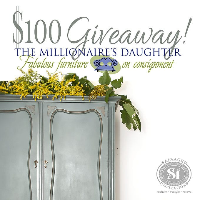 The Millionaire's Daughter $100 Giveaway! copy