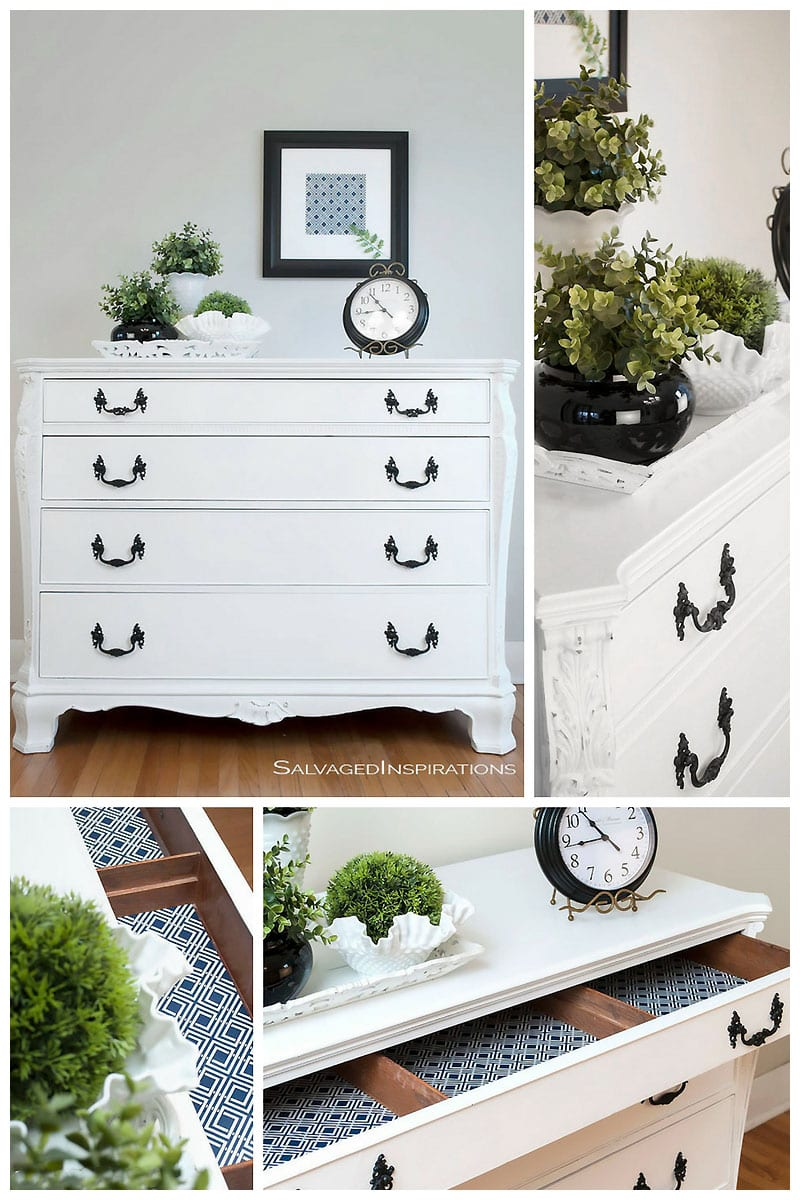 pure-white-chalk-painted-makeover-collage