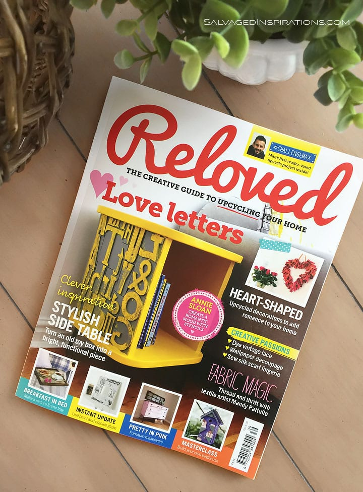 Reloved Magazine Cover Issue #39