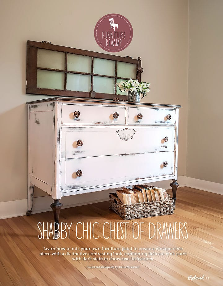 Salvaged Inspirations Reloved Feature Pg 75