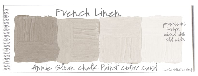 French-Linen Colorways