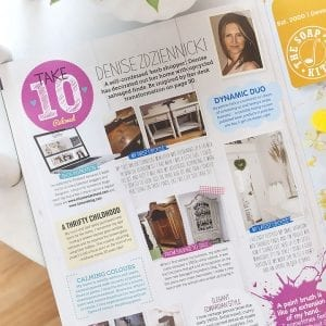 ReLoved Magazine Take 10 Interview!