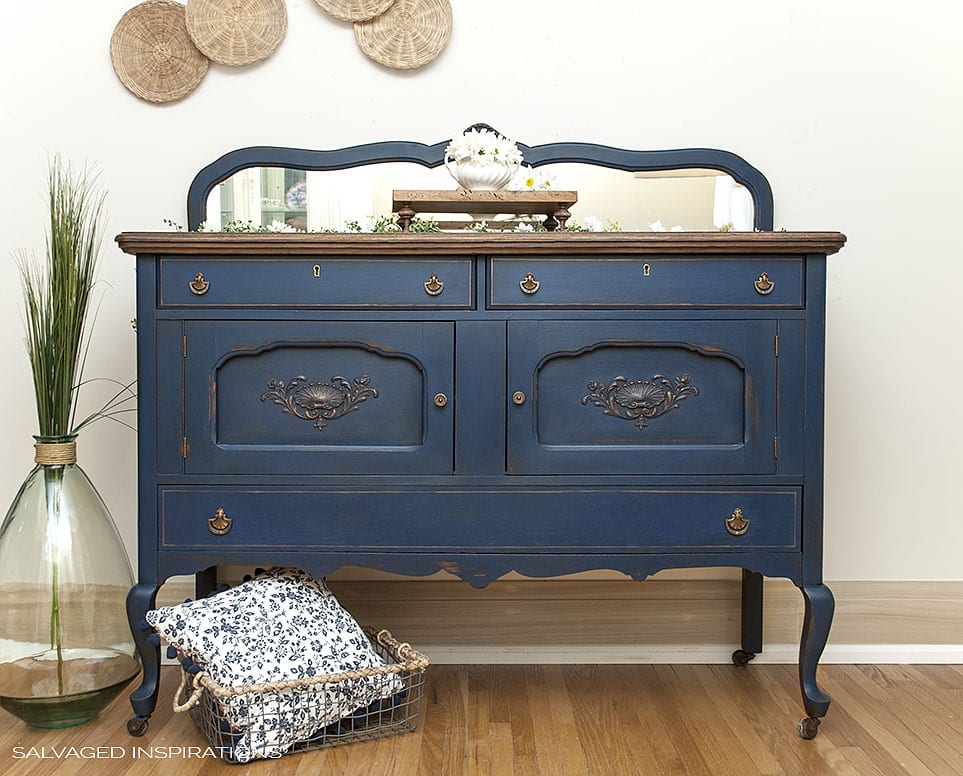 Buffet Blue - Dixie Belle Giveaway
