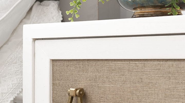 How To: Adding Wallpaper to Furniture