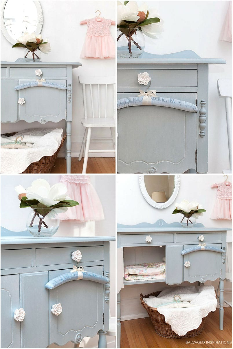 Savannah Mist DB Painted Buffet - Collage