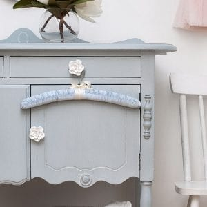 Sweet Savannah Mist Painted Buffet