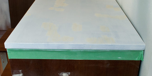 Quick-Tip-Tuesday ~ Wood Fill Over Primer?