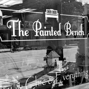 The Painted Bench Store Front