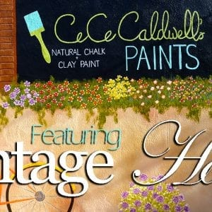 Featured Vintage Home Wall