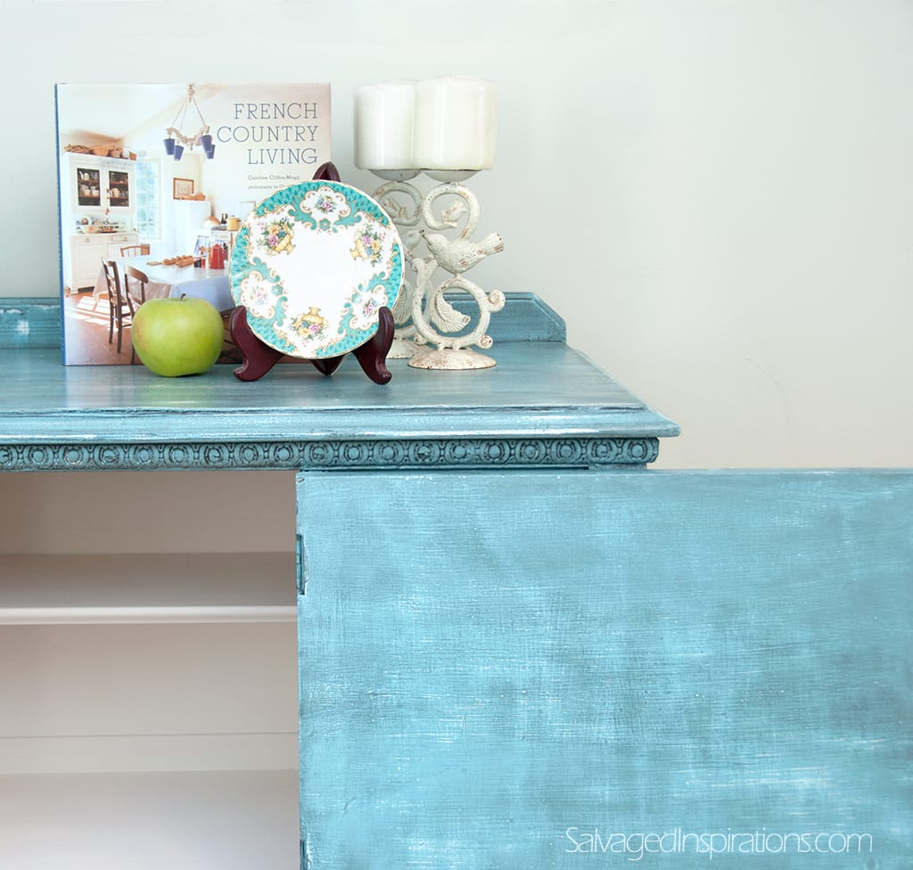 French Country Sideboard Make-Over