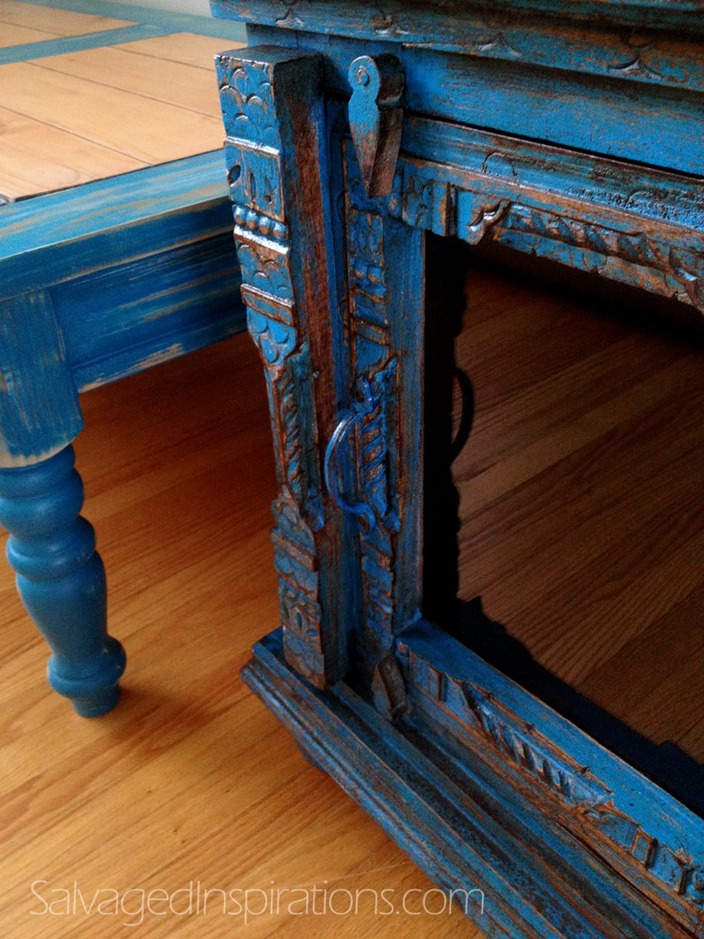 Color-Matching-Painted-Furniture