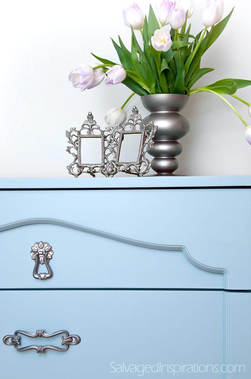 General Finishes Milk Painted Dresser