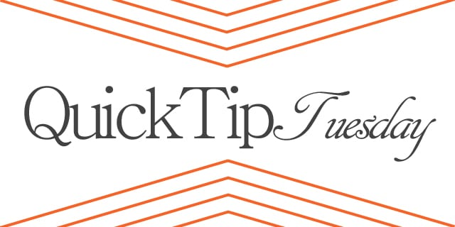 Quick Tip Tuesday Use Household Rubbing Alcohol To