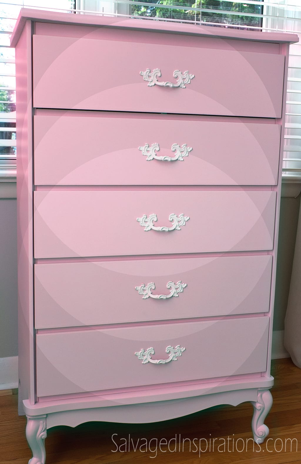 Pink Painted Dresser ~ BestDressers 2017