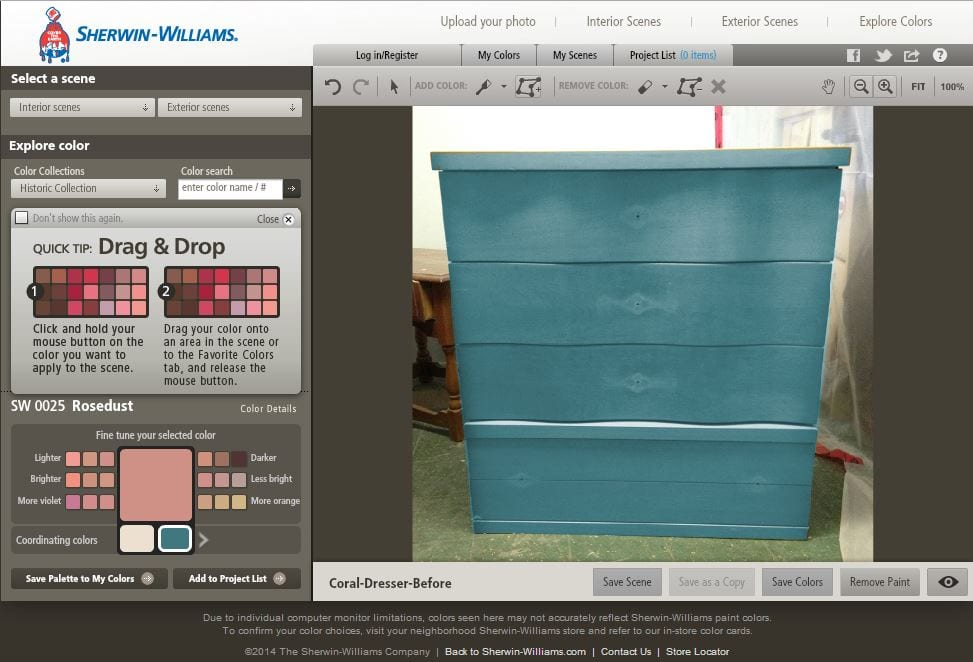 Sherwin-Williams-Color-Visualizer-Capture