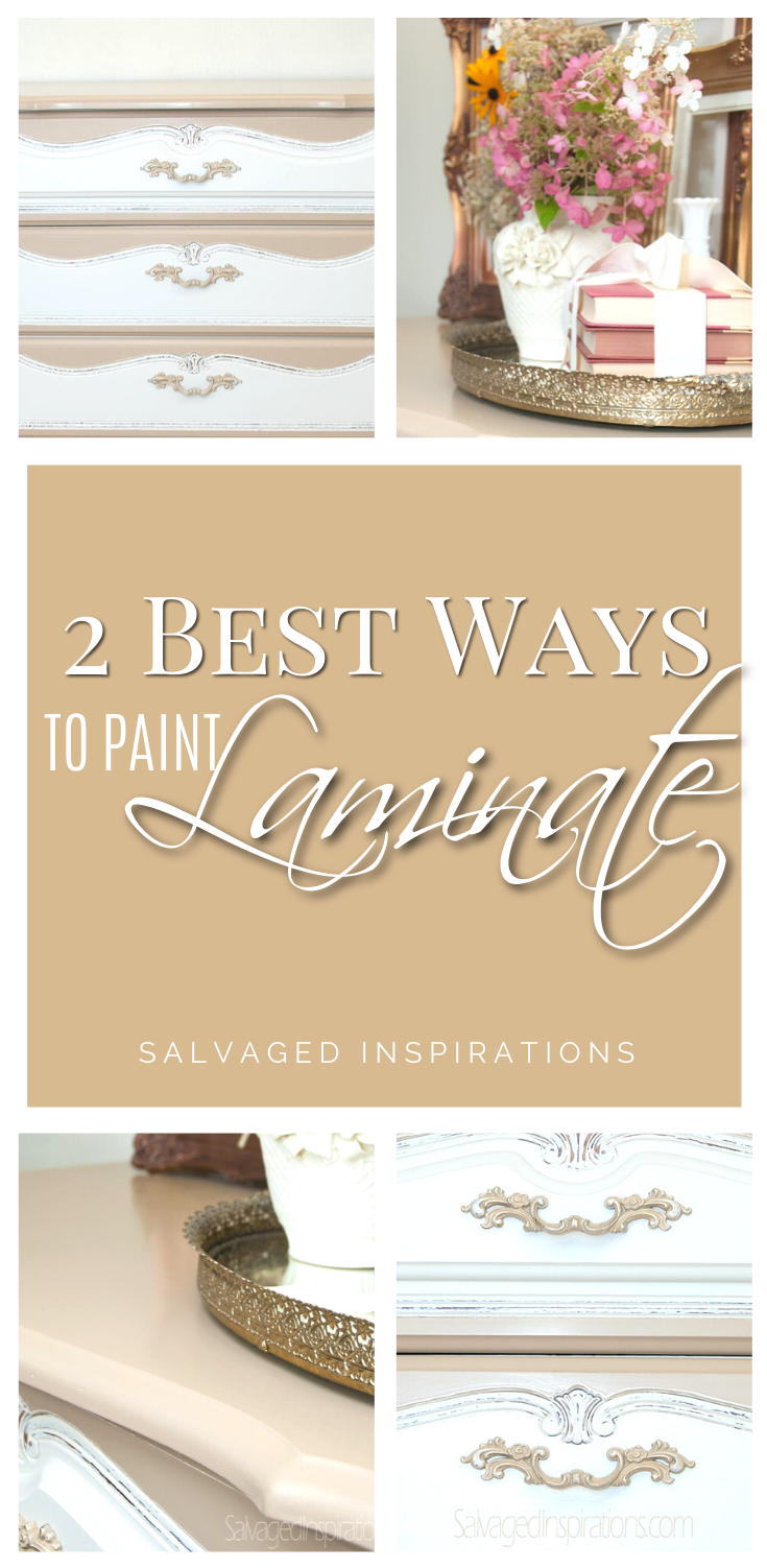 2 Best Ways To Paint Laminate
