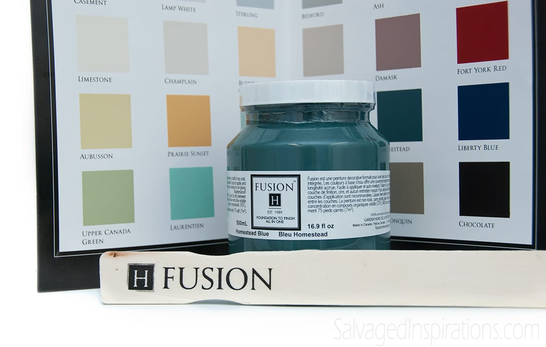 Colours  Fusion Mineral Paint