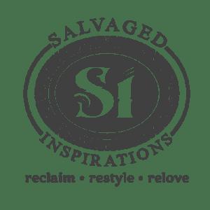CHARCOAL SALVAGED INSPIRATION