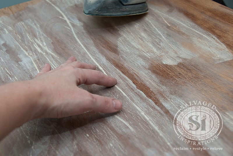 Quick Tip Tuesday Wood Fill Over Primer Salvaged Inspirations
