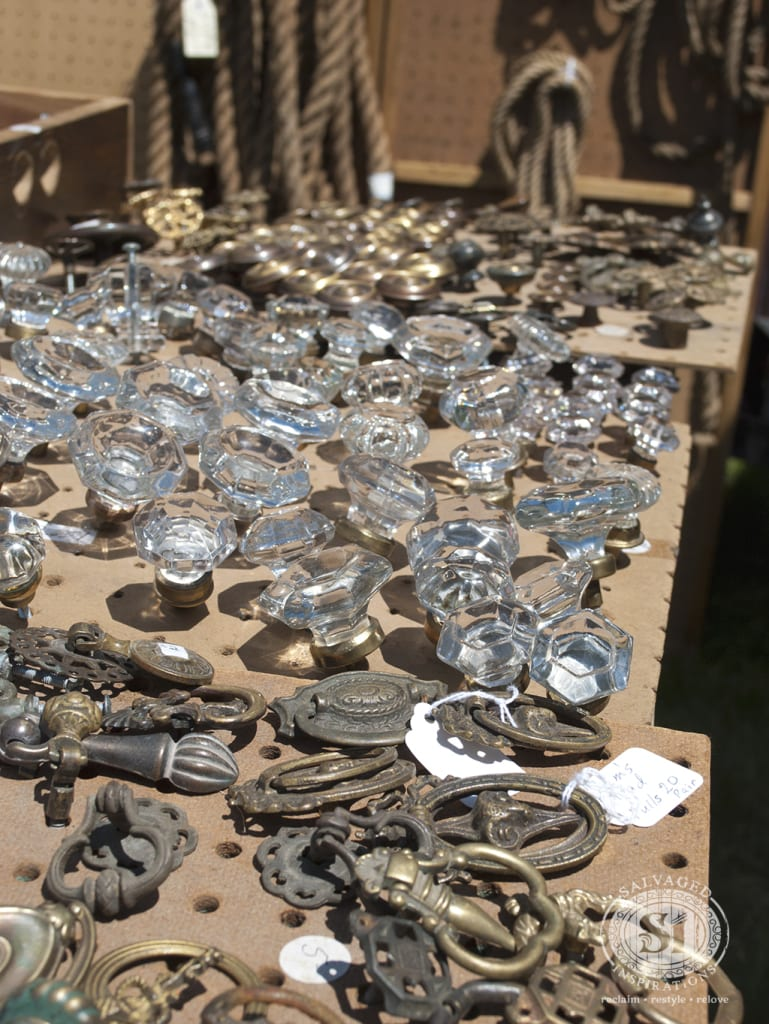 Antique Hardware - Christie Antique Show1