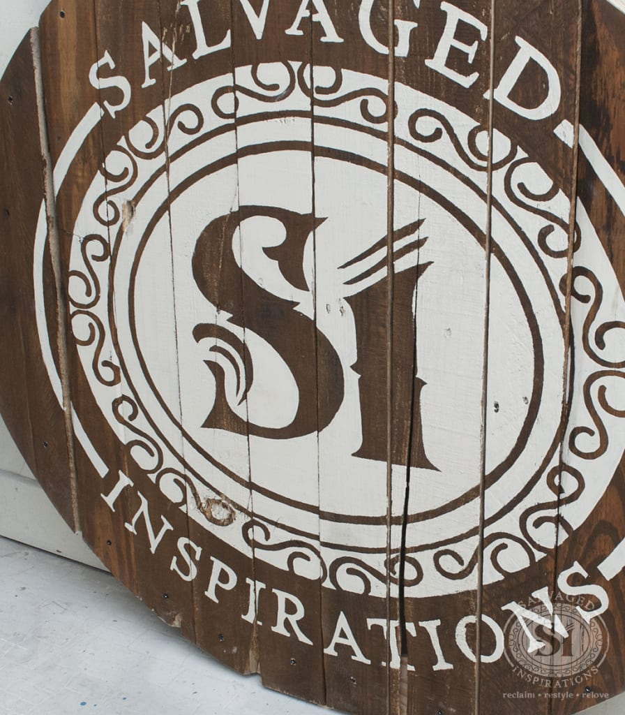 Salvaged Inspirations Pallet Sign