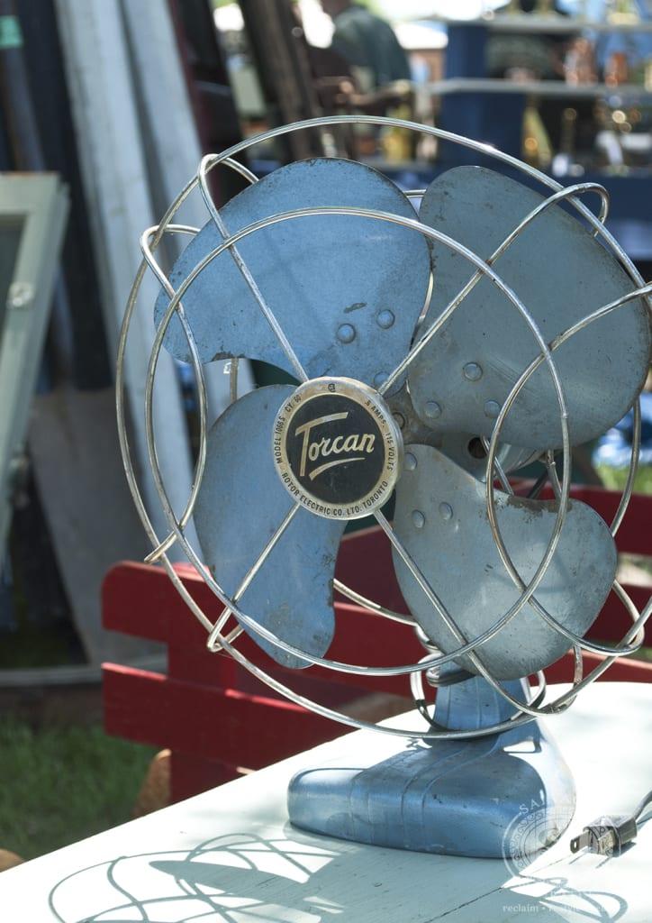 Torcan Fan - Christie Antique Show