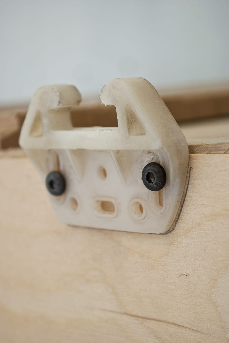 Replacing Broken Plastic Drawer Guides – Perfect Every Time!