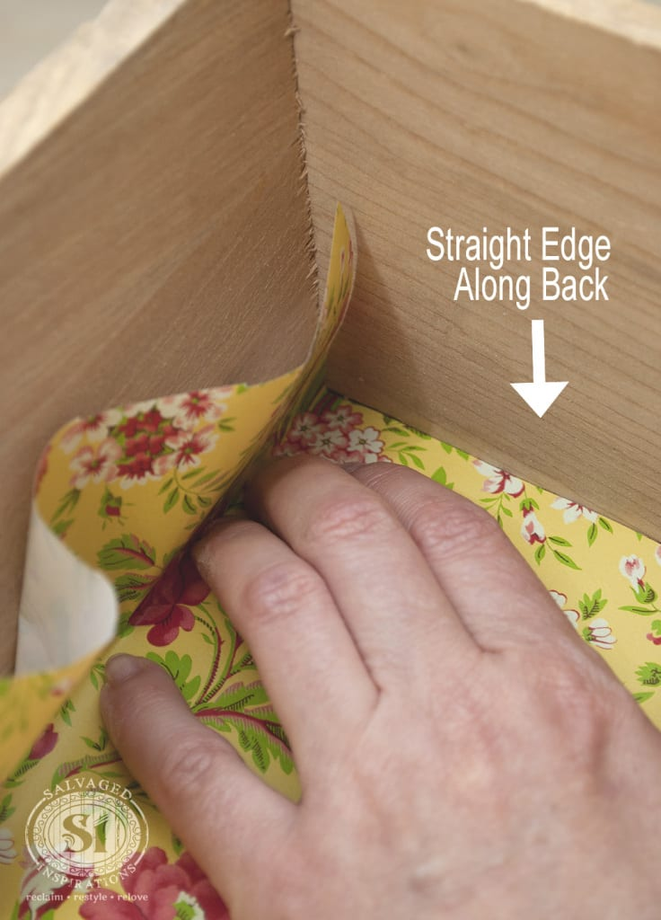 Cutting Perfect Drawer Liners