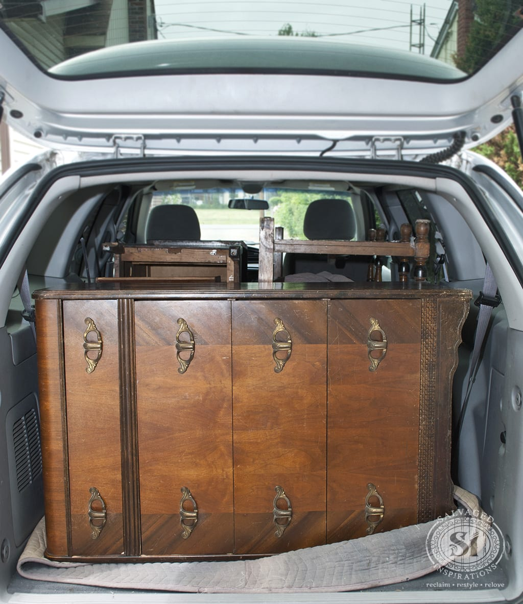 My Trunk Full of Inspiration