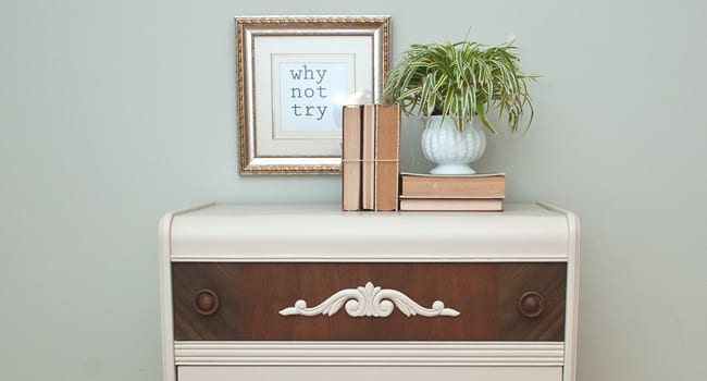 Waterfall Dresser – Not a Huge Fan