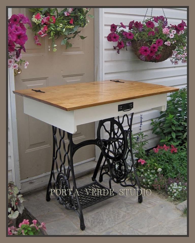 Sewing Desk - Porta Verde Studio