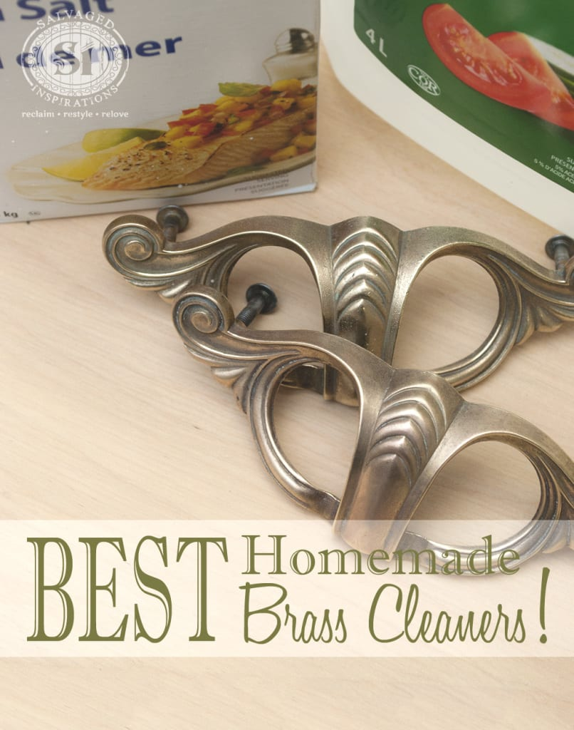 best homemade brass cleaner